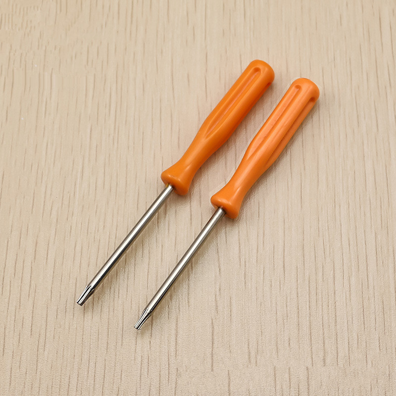 Security Screwdriver For PS3/ PS4 Phone Laptop Tamperproof Hole Repairing Opening Tool Screw Driver Torx T6 T8