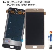 Для blu vivo 8 v0150uu ЖК дисплей сенсорный экран оригинальная