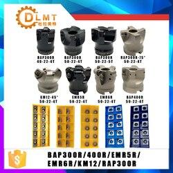 BAP400R BAP300R EMR5R EMRW6R KM12 RAP300R 40 50 22 4T 5T 6T APMT1135 1604 SEKT1204 طحن حامل ل قاطعة المطحنة آلة