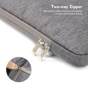 Image 5 - Reizen Kabel Organizer Bag Storage Case voor Mobiele Telefoon Laptop Tablet iPhone iPad Pro Macbook Air 11 12 13 15 inch Management