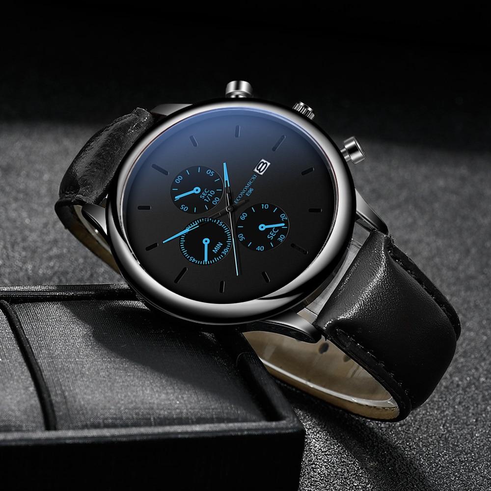 Luxury Watch Men Slim Mesh Strap Minimalist Wrist Watches For Men Quartz Sports Watch Clock Relogio Masculino Dropshipping
