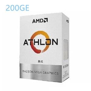 AMD Athlon PRO 200GE Dual-Core 3.2GHz L3=4M 35 Watt Socket AM4 Radeon Vega 3