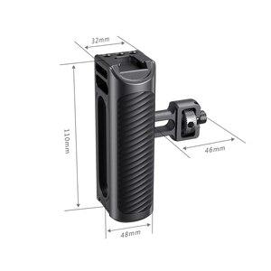 Image 2 - Smallrig Camera Hand Grip Aluminium Arri Lokaliseren Side Handvat Voor Sony, voor Nikon Camera Cage W/Koud Schoen Mount Voor Diy 2426