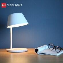 새로운 2020 Yeelight YLCT02YL LED 테이블 빛 6W 책상 램프 똑똑한 WIFI 접촉 Dimmable/YLCT03YL 18W 무선 충전기 책상 램프
