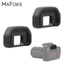 2 шт. EB окуляр видоискателя протектор eyecup Замена для цифровой однообъективной зеркальной камеры Canon EOS 50D 5D Mark II 5D2 6D2 6D 80D 70D 60D 40D 30D 20D 10D
