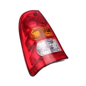 Image 4 - Paar Auto Schwanz Licht Bremsleuchte Blinker Licht Warnung Stop Für Toyota Hilux 2005 2006 2007 2008 2009 2010 2011 auto Zubehör