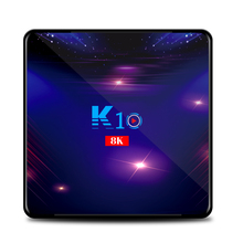 K10 Android 9.0 4GB/32GB 64GB 128GB TV BOX S905X3 4K BT 4.1