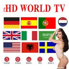 x88 tv box Europe iptv m3u 14/12 months warranty 1 devices 3