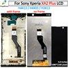 עבור SONY xa2 בתוספת H4413 H4493 H3413 lcd תצוגה עם מסך מגע digitizer עצרת עבור sony xa2 בתוספת lcd