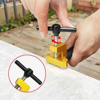 Multifunctional Ceramic Tile Glass Cutting One-piece Cutter Opener Easy Glide Portable Tools