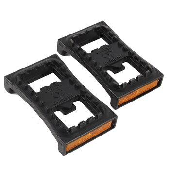 Tacos de Pedal SHIMANO MTB adaptador plano SM-PD22 placa plana de Pedal...