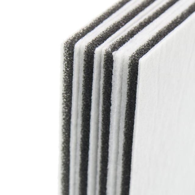 3 pièces/lot aspirateur filtre HEPA pour Electrolux karcher FC9174 fc9064 fc9150 FC9170 aspirateur filtre pièces