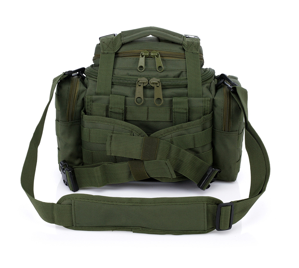 de pesca tático bolsos portátil saco da