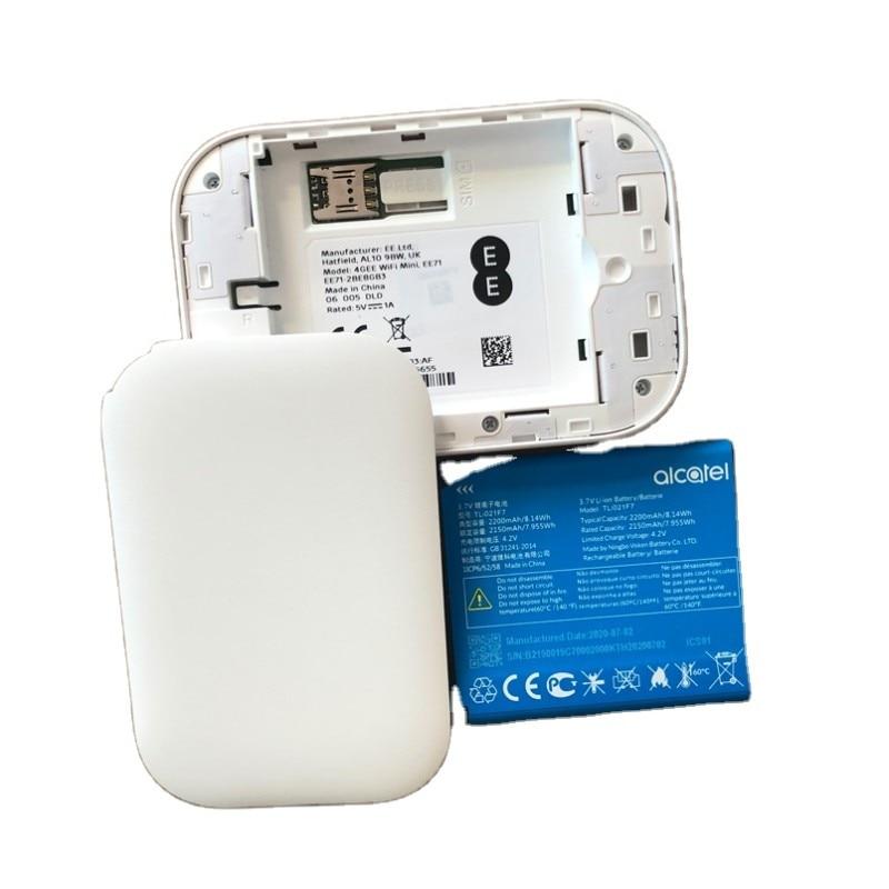Unlokced novo 4g alcatel ee71 wirelessr roteador