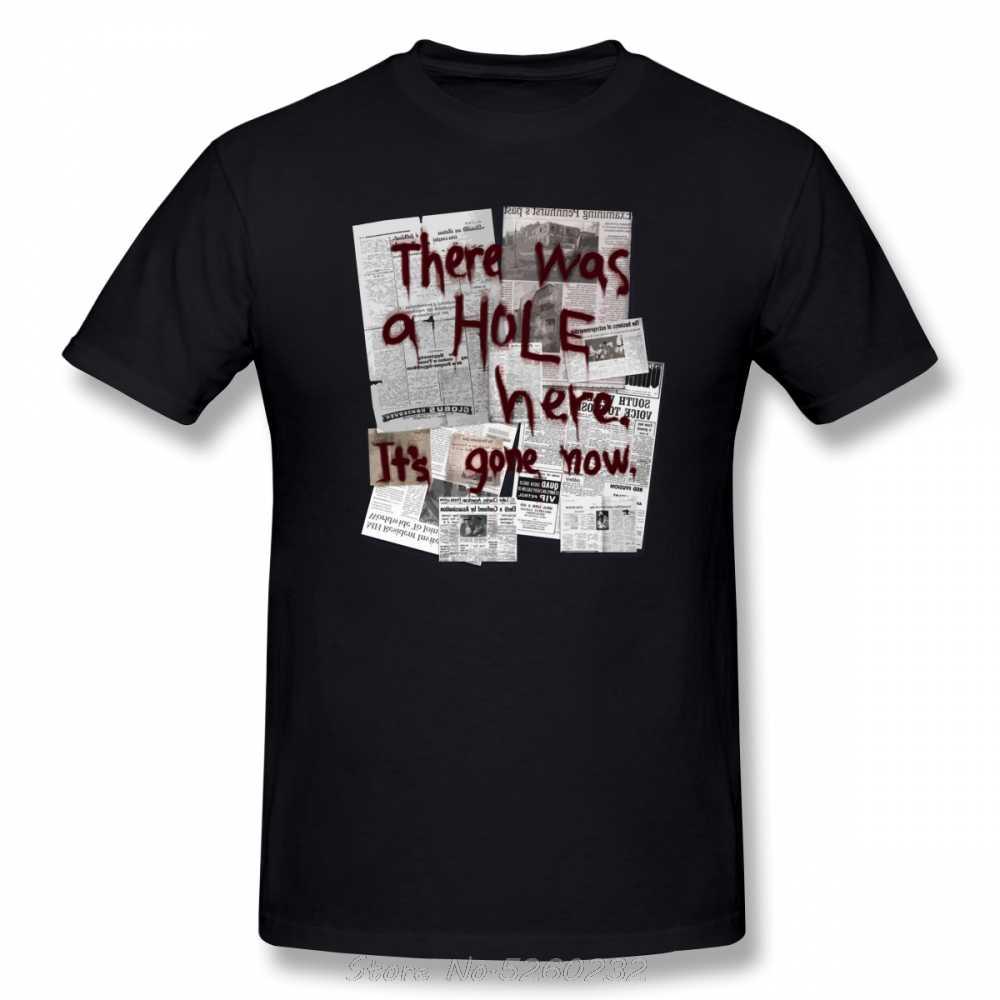 3XL Silent Hill Cult Symbol Horror Video Games Men/'s Black T-shirt Size S