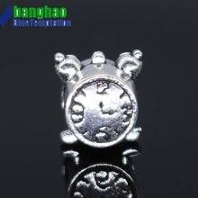 Branelli di fascino del braccialetto monili che fanno perline per bigiotteria fai da te plata de ley il giorno di san valentino di fascini D3-16