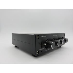 Image 4 - 1 entrée 4 sorties RCA Audio distributeur amplificateur sans perte séparateur Audio NE5532 Op Amp avec amplificateur de contrôle du Volume de tonalité
