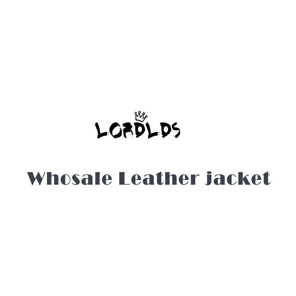 LORDLDS кожаная куртка оптом
