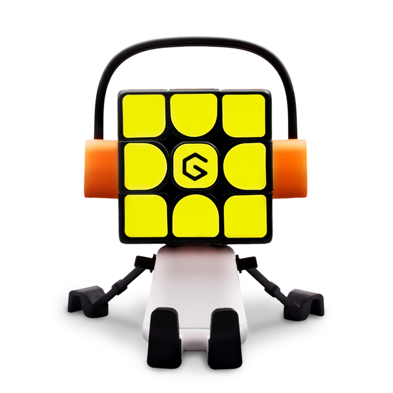 Image 4 - Original Xiaomi Mijia Giiker I3s AI Intelligent Super Cube Smart Magic Magnetic Bluetooth APP Sync Puzzle Toys [Update Version]-in Smart Remote Control from Consumer Electronics