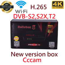 Hellobox 8 Satellite TV Receiver DVB-T2 DVB S2 TV
