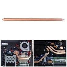 150 мм/200 мм/250 мм/300 мм труба из чистой меди насосно-компрессорных труб для охлаждения портативного компьютера Тетрадь тепловая трубка с плоск...
