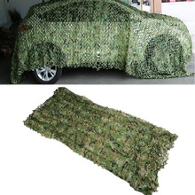 Tent Army-Net Car-Roof Outdoor Shade Tarp Mesh Hide-Netting SUN-SHELTER Military 7X7M