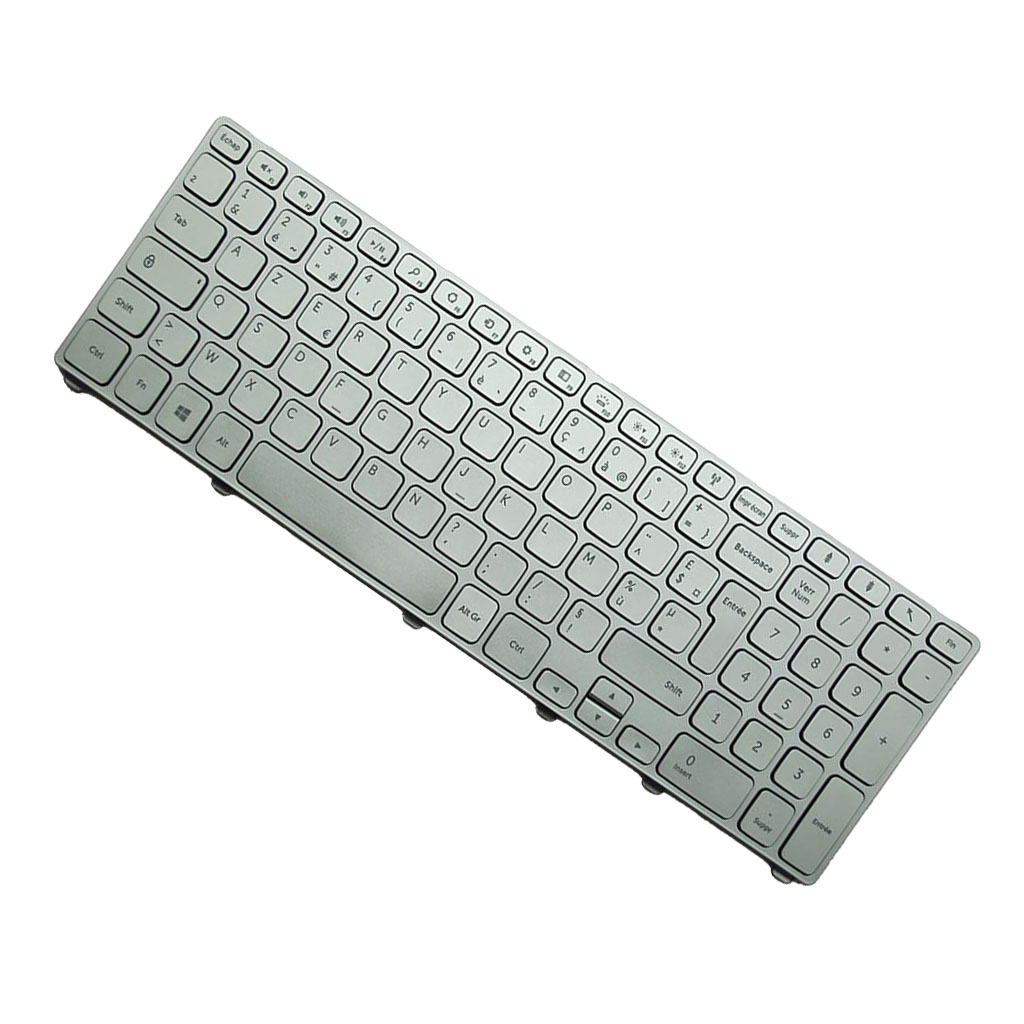 NEW FOR DELL INSPIRON 17-7000 17-7737 LAPTOP FRENCH LAYOUT KEYBOARD