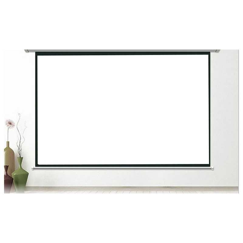 84 بوصة المحمولة الإسقاط شاشات 3D HD الحائط شفافة الإسقاط شاشة قماش 16:9 جهاز عرض (بروجكتور) ليد شاشة DIY المنزل T