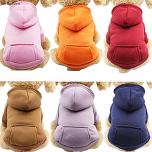 Pet-Dog-Clothes Coat Hoodies Clothing Puppy-Outfit Warm Small Large Dog Chihuahua