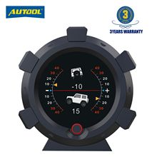 AUTOOL X95 Car 4x4 Inclinometer Provide Slope Angle Speed Satellite Timing GPS Off-road