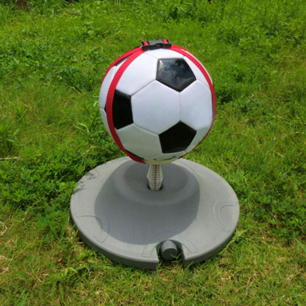 Speed Ball Fast Ball Training Football Trainer With Big Base Sand Water Filling Soccer Trainer For School Team Competition Tools