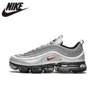 Nike Air VaporMax 97 Original Männer Laufschuhe Atmungs Leichte Schock Absorbieren Outdoor Turnschuhe # AJ7291