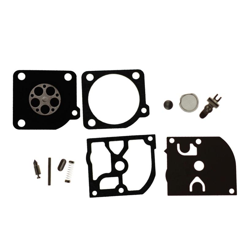 11pcs Parts Carburetor Rebuild Kit For Zama RB-105 C1Q-S Serires For Stihl MS210 MS230 MS250 Set Accessories