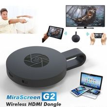 Mirascreen G2 Dual Band Wireless WiFi Display Dongle, HDMI 1
