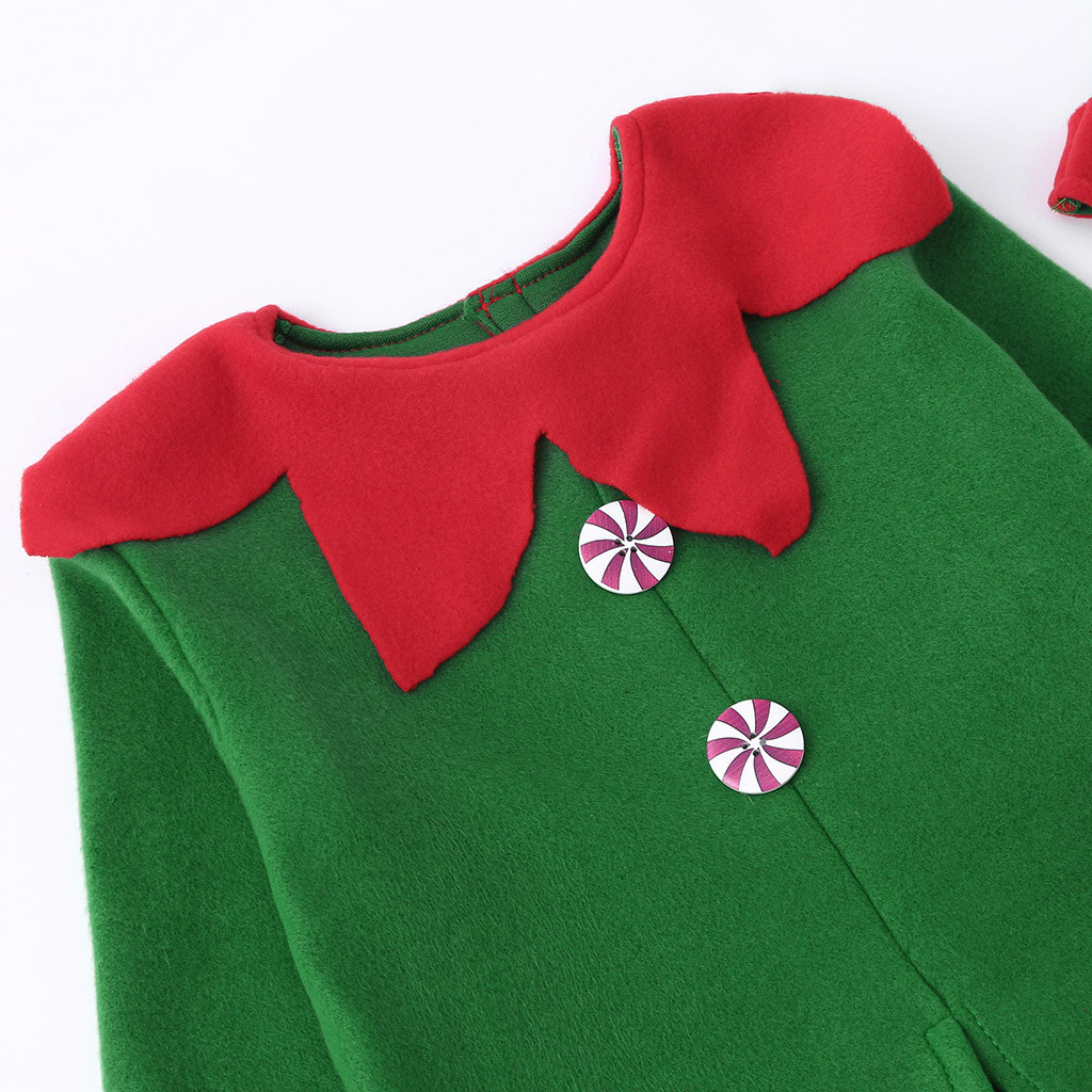 Pajamas for Family,Cosplay Hat Socks Dress Family Matching Christmas Sets