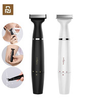 Xiaomi-Afeitadora eléctrica para hombres, maquinilla de afeitar para cabello, impermeable, seco y húmedo, cuerpo, pierna, axila, pelo, cejas, estilismo