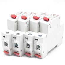 цена на GloryStar DC MCB Direct Current Photovoltaic Battery Air Switch Dc 2P Circuit Breaker