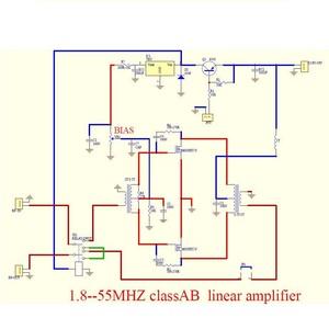 Image 5 - Assembed with heatsink MINIPA100 1.8 54MHz 100W SSB linear HF Power Amplifier For YAESU FT 817 KX3 FT 818 CW AM FM