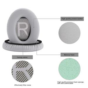 Image 4 - NullMini wymienne słuchawki nauszne do słuchawek Bose QC35 QC35II słuchawki nauszne słuchawki douszne