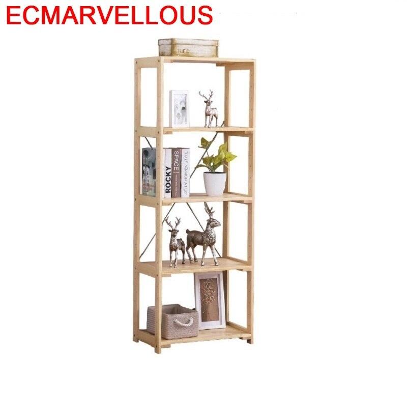 Rack Madera Mobilya De Maison Libreria Mobili Per La Casa Meuble Shabby Chic Wood Furniture Book Retro Decoration Bookshelf Case|  - title=