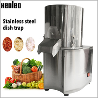 Xeoleo Vegetable Chopped machine Shredding Machine Vegetable Cutter Machine For Radish/Onion/Ginger/Garlic/Eggplant/Potatoes