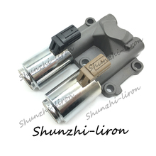 цены Transmission Dual Linear Solenoid Assembly for Honda Civic 2006 2007 2008 2009 2010 2011 28260-RPC-004 Auto Engines Valves Parts