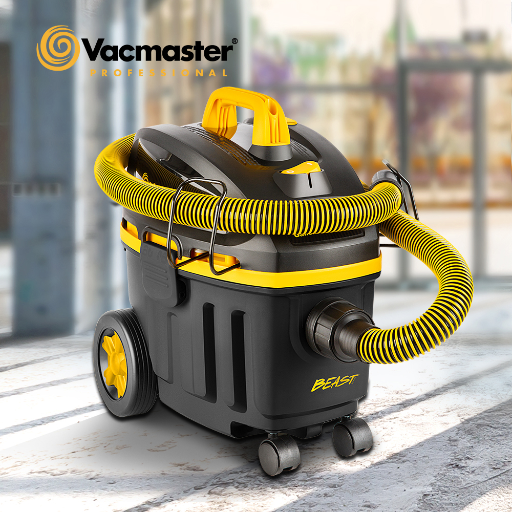 Vacmaster 1500W Vacuum Cleaner <font><b>15L</b></font> <font><b>Tank</b></font> Industrial Vacuum Cleaner Wet Dry Vacuums Dust Collector Water Washing Machine image
