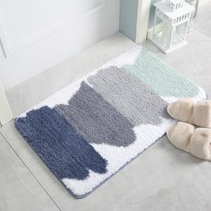 Image 4 - Bath MAT สำหรับห้องน้ำ,Anti SLIP ห้องน้ำพรมห้องน้ำ, ดูดซับพรมสำหรับห้องนอนโซฟา alfombra BANO