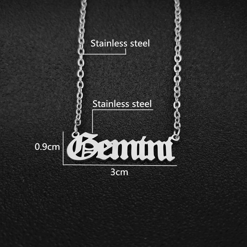 Silver Gemini