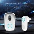 Vstarcam D2 низкая мощность Comsunption беспроводной wifi дверной звонок открытый непромокаемый