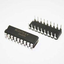 10pcs SC2272-L4 SC2272 T4 SC2272T4 DIP-18 circuito de reverbera??o digital de ??udio IC novo
