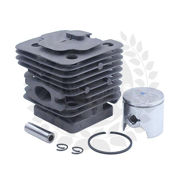 Zylinder Cilinder & Zuiger Kit Voor 3800 38CC Zenoah Komatsu G3800 Sumo SML348CHN