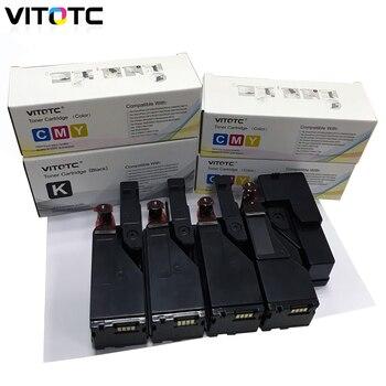 4 шт. тонер-картридж для Fuji Xerox DocuPrint CP105b CP205 CP215 CP215w CM205b CM205f CM215b CM215f CM215fw лазерный принтер