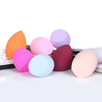 Makeup Cosmetic Egg Wholesale Air Cushion Sponge BB Cream Puff Miter Cosmetic Egg Wet And Dry Dual Purpose Skin-Friendly Sponge 1